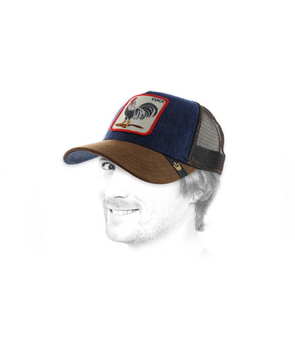 trucker cock Goorin