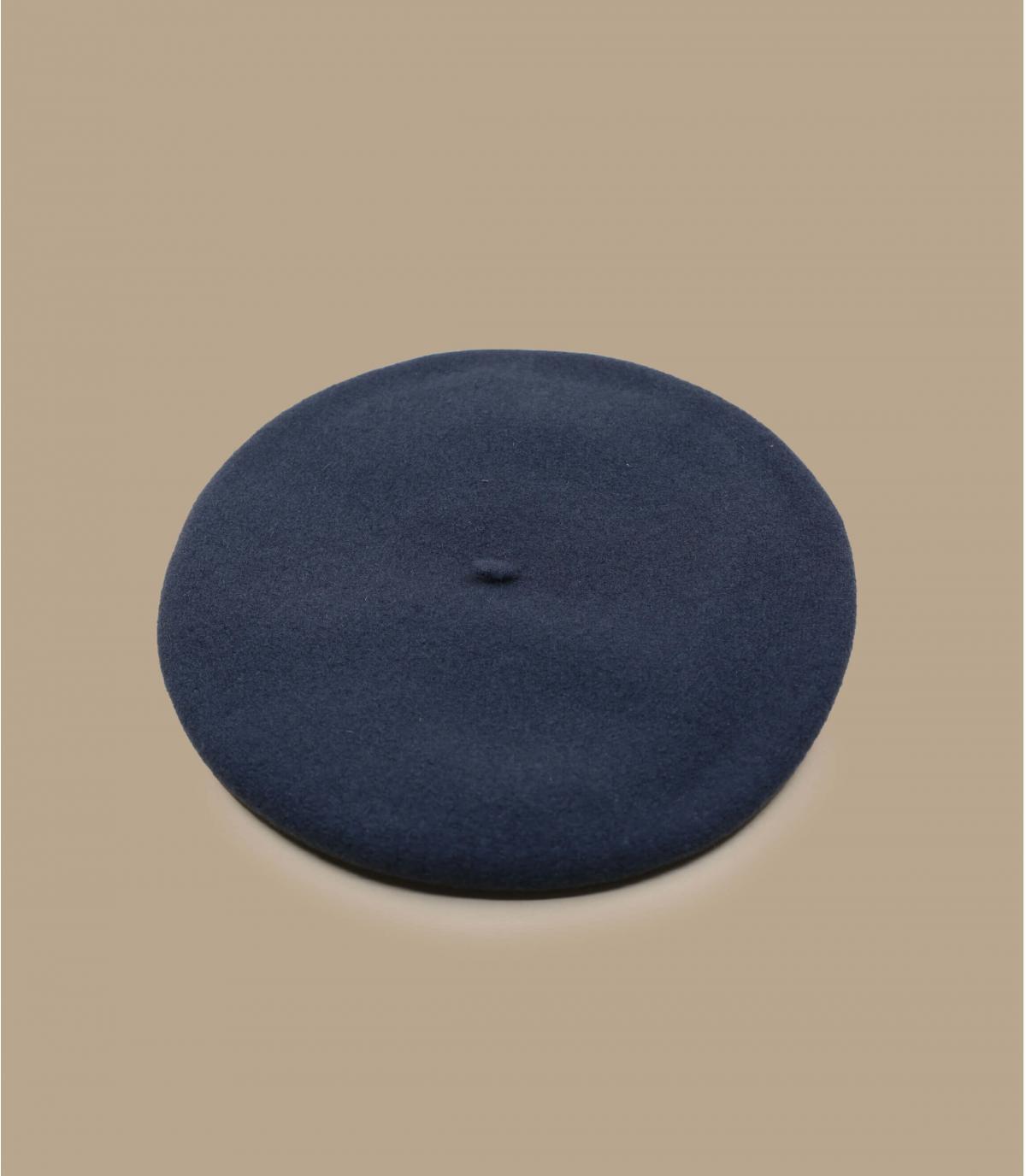grijs baret verdubbeld