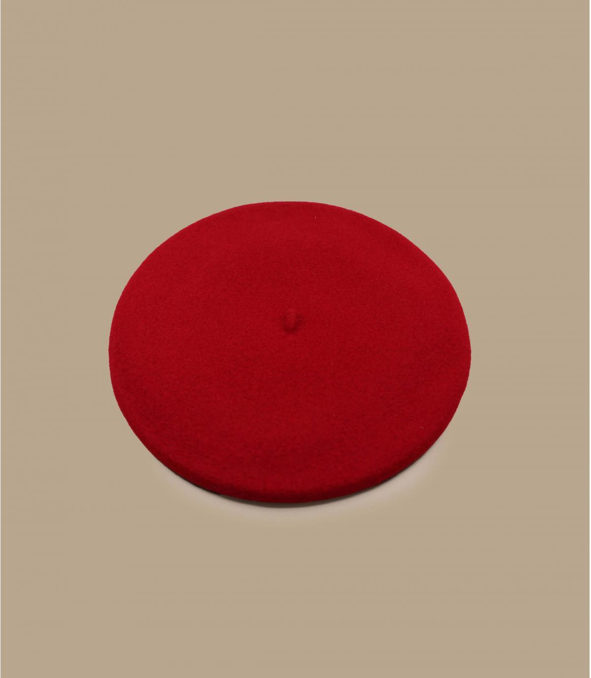 rode baret verdubbeld