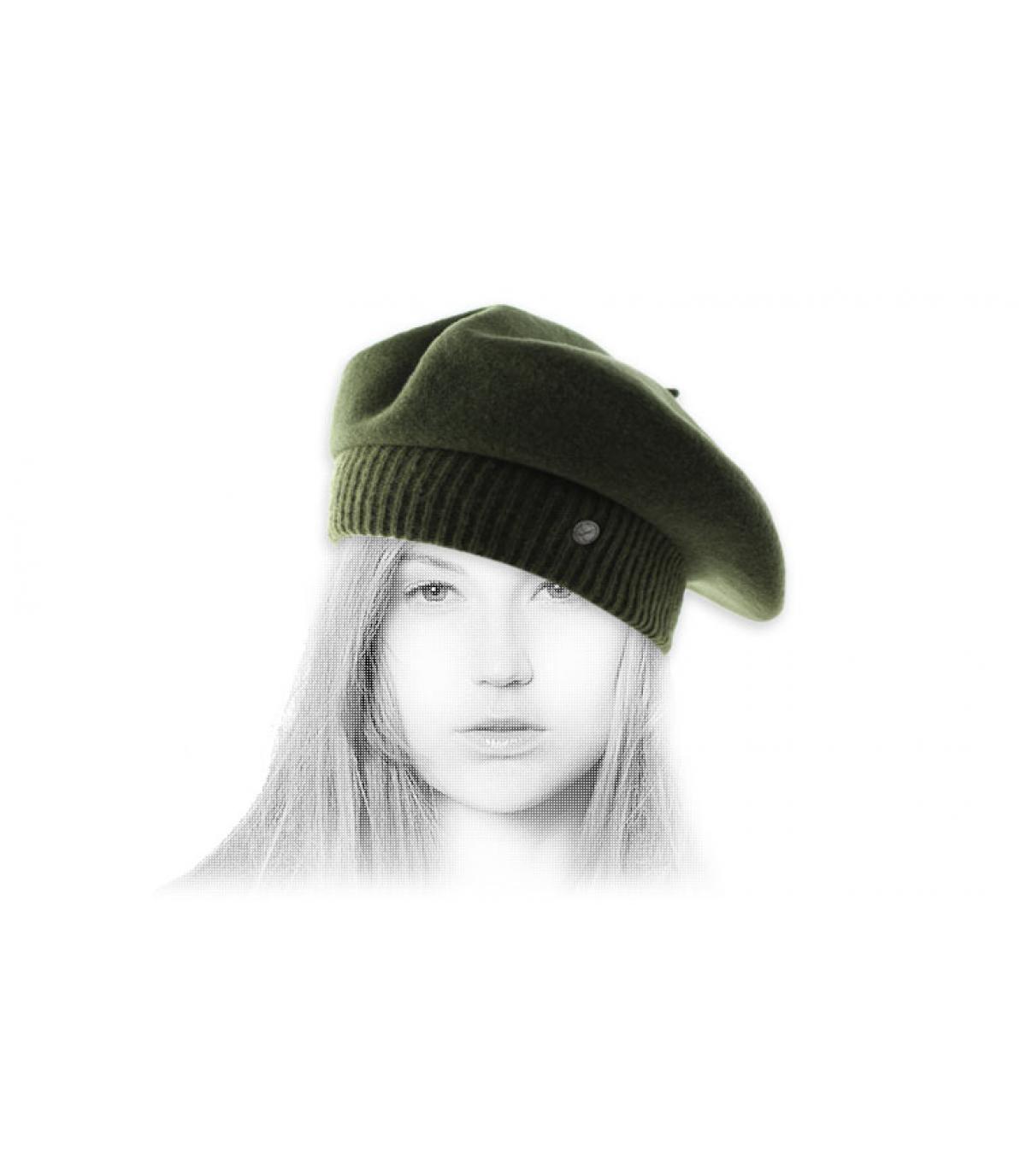 groene baret Rib
