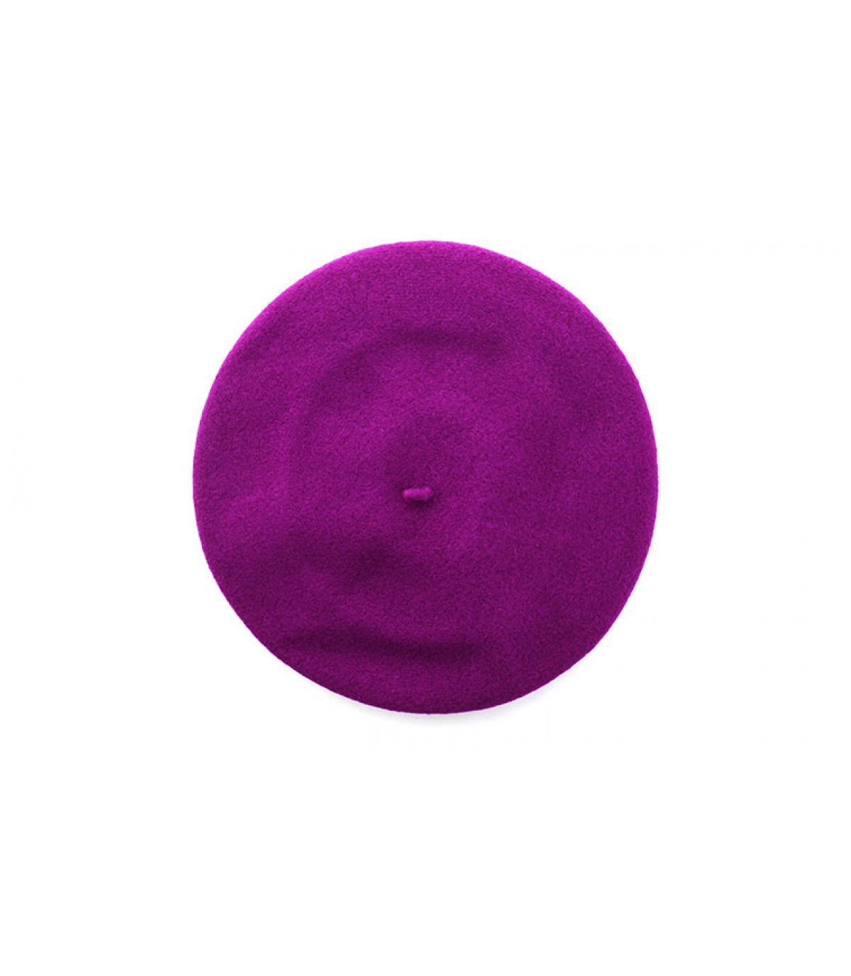 paarse baret Rib