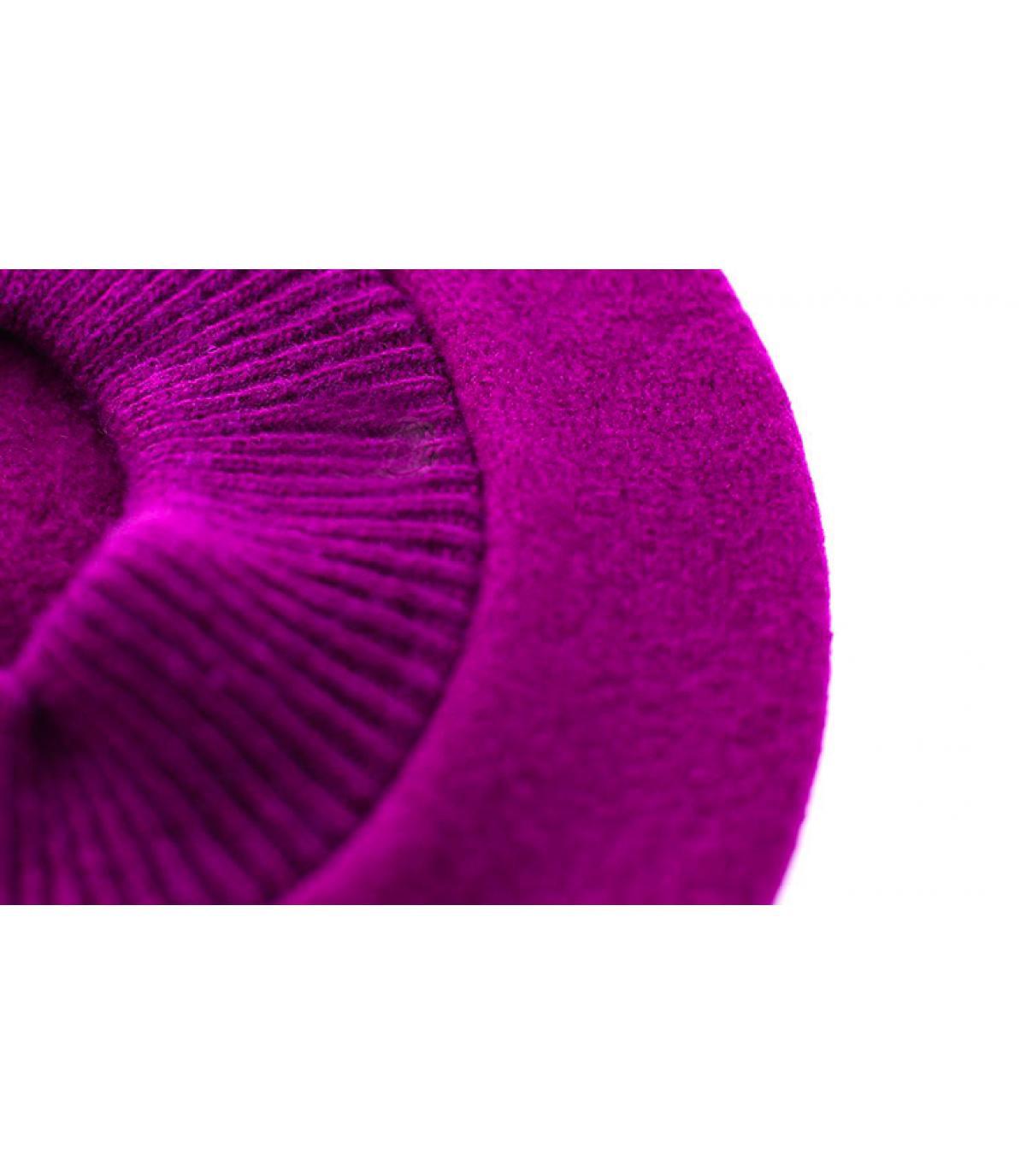 Details Parisienne purple - afbeeling 3