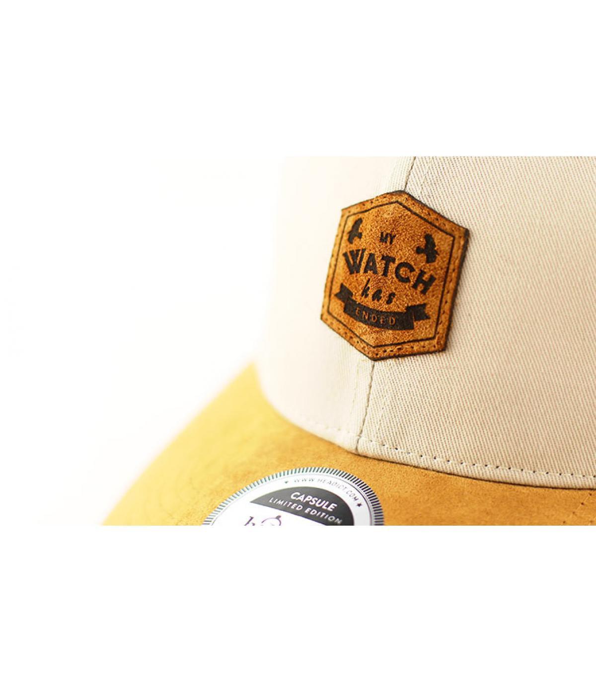 Details Curve My Watch Ends Now beige brown - afbeeling 3