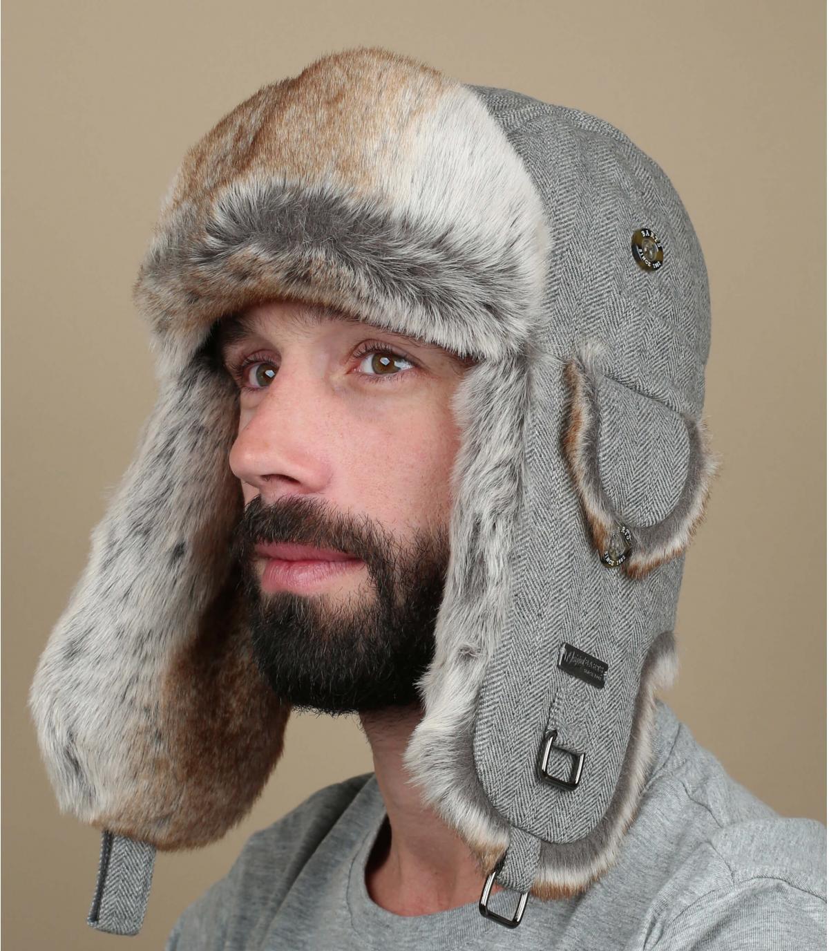 barts headwear visgraat