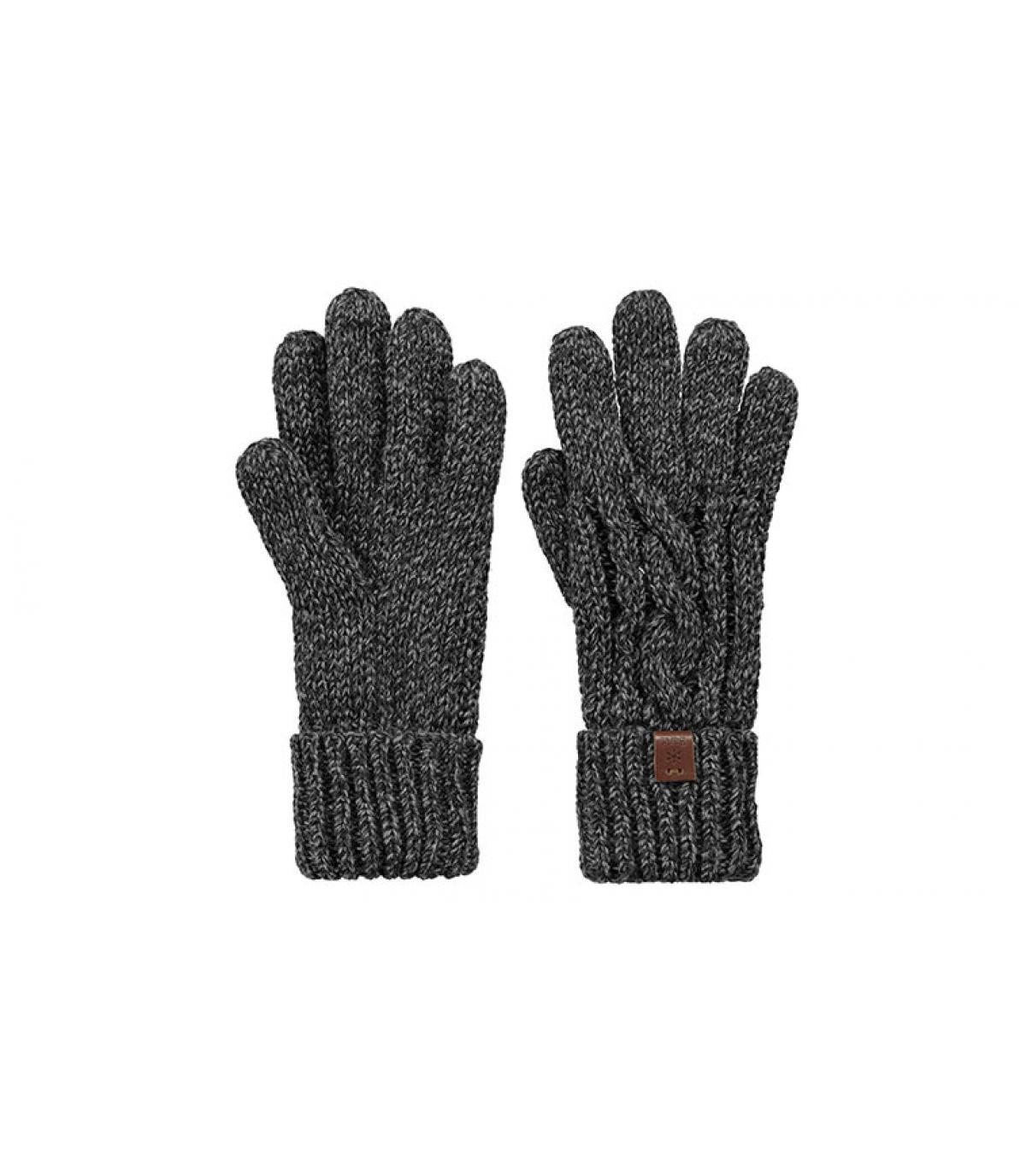 Details Twister Gloves black - afbeeling 2