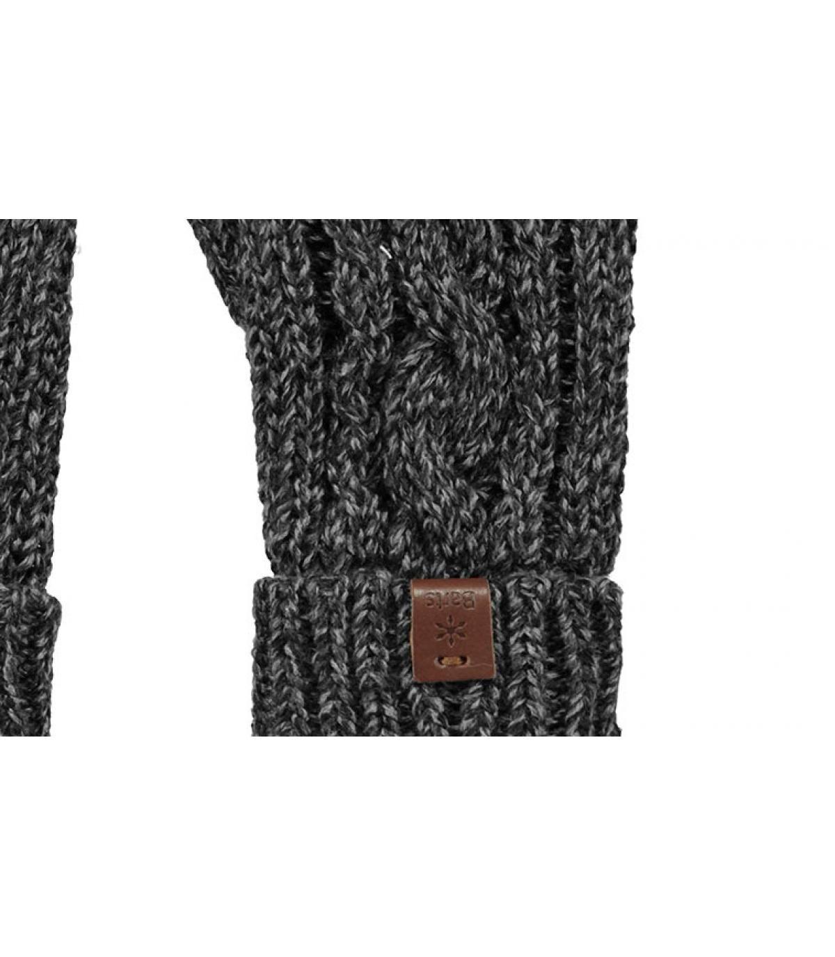 Details Twister Gloves black - afbeeling 3