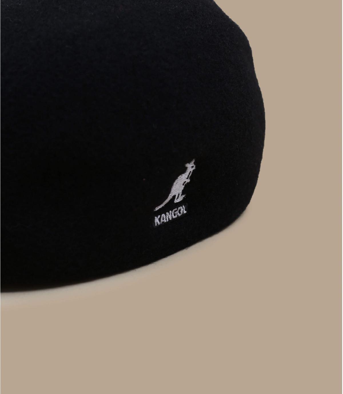Baret 507 zwart