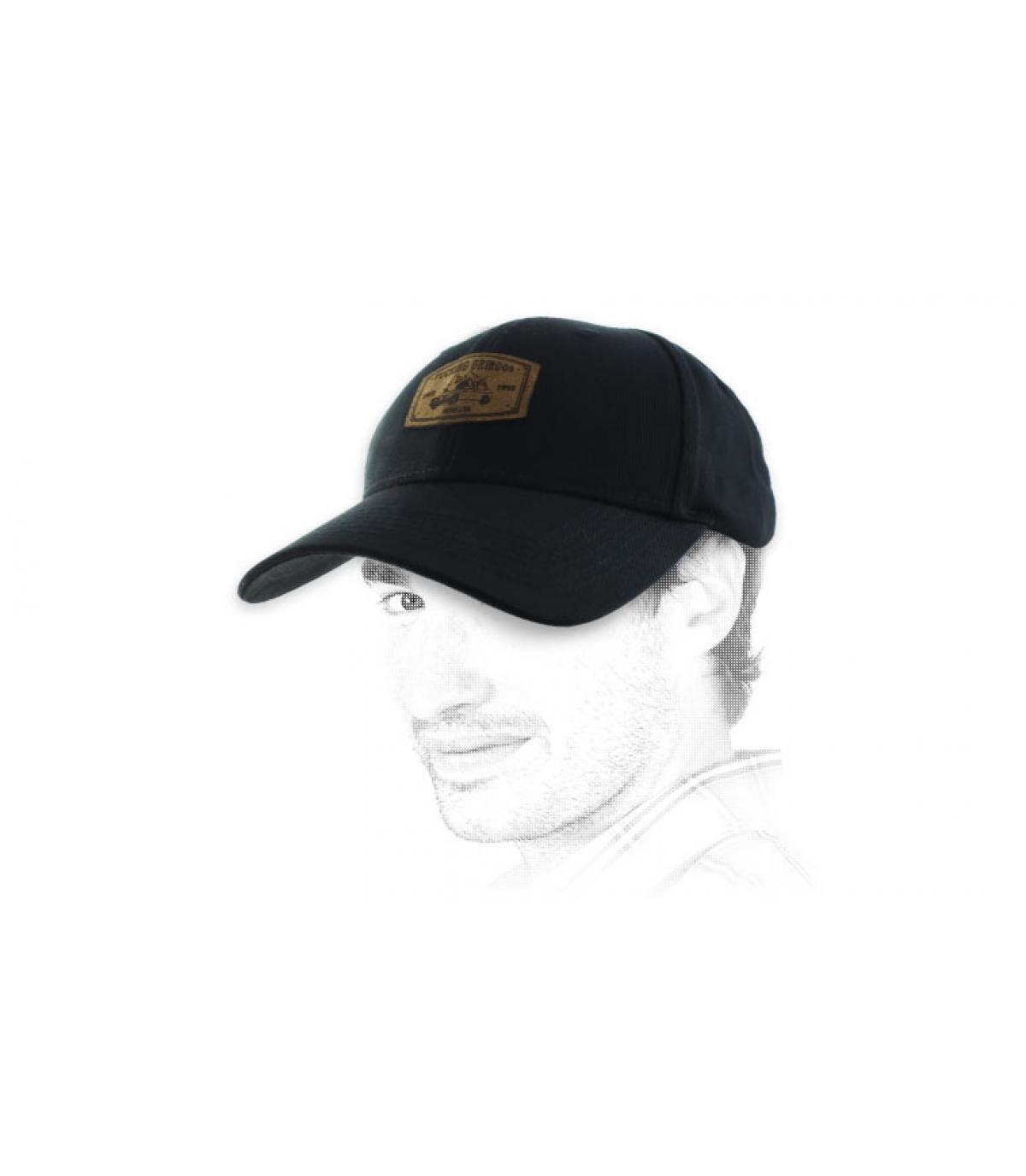 Zwarte gringos cap