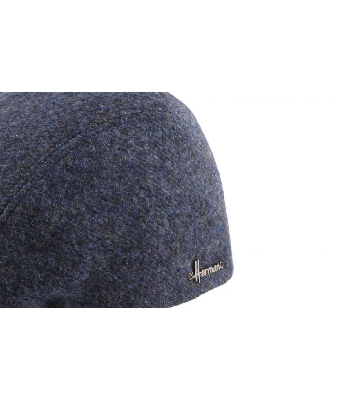 Details Range wool EF blue - afbeeling 3