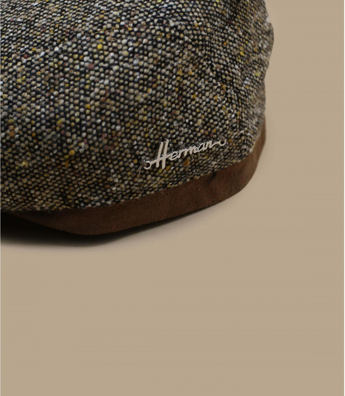 Details Grasberg Wool taupe - afbeeling 2