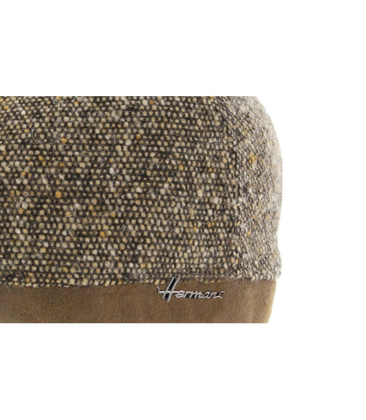 Details Grasberg Wool taupe - afbeeling 3