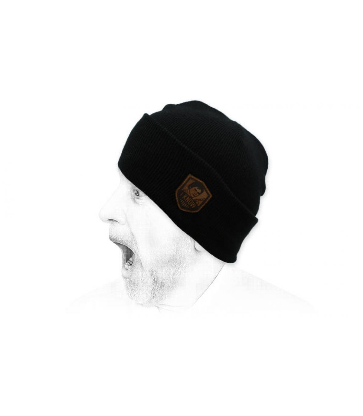 Ik ken zwarte hoed