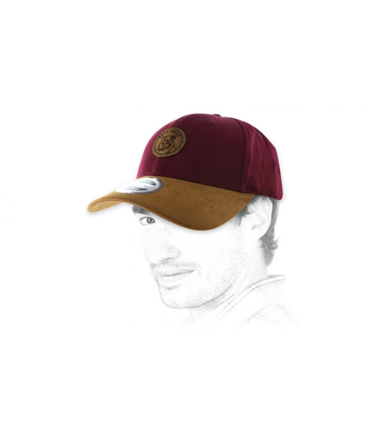 Gratis Bourgondië Hugs cap