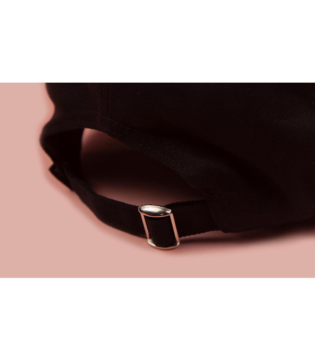 Details Curve Hand Love black white - afbeeling 4