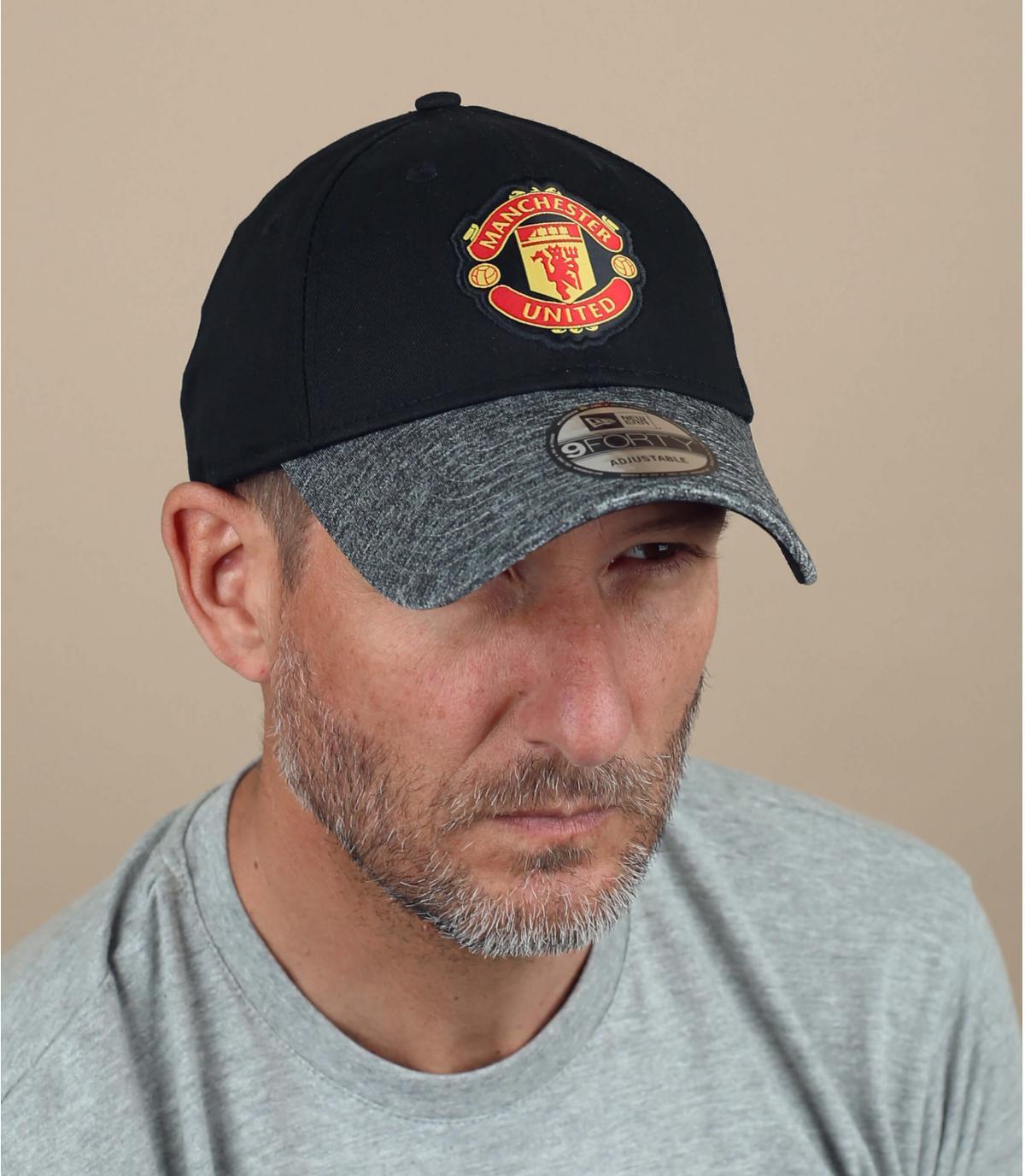 Manchester zwart grijs