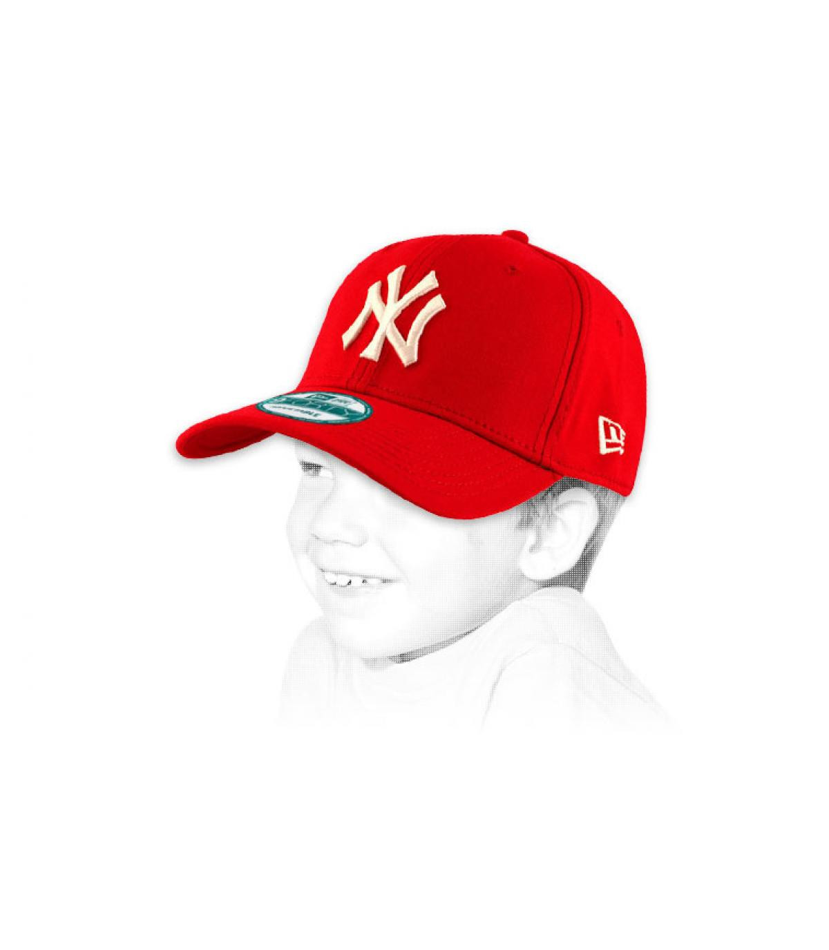 Details Child 9Forty NY red - afbeeling 2
