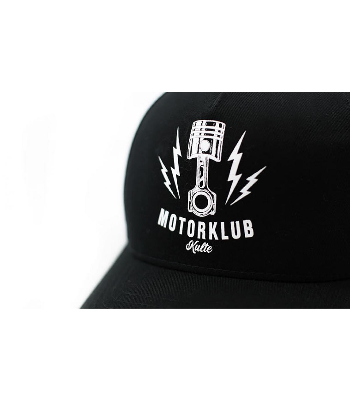 Details Motorklub black - afbeeling 3